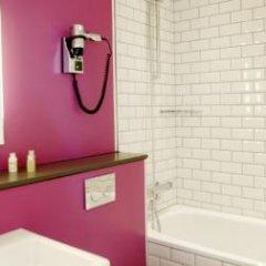 Отель Andersen Boutique Hotel Дания, Копенгаген - отзывы, цены и фото номеров - забронировать отель Andersen Boutique Hotel онлайн ванная фото 2