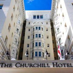 Отель Churchill Hotel Near Embassy Row США, Вашингтон - отзывы, цены и фото номеров - забронировать отель Churchill Hotel Near Embassy Row онлайн городской автобус