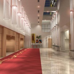 Отель Le Meridien Cairo Airport интерьер отеля фото 2