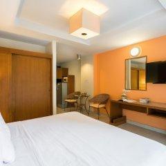 Отель Bella Villa Prima Hotel Таиланд, Паттайя - отзывы, цены и фото номеров - забронировать отель Bella Villa Prima Hotel онлайн удобства в номере фото 2