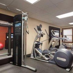 Отель Hampton Inn & Suites Springdale фитнесс-зал фото 2