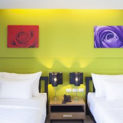 Отель Livotel Hotel Lat Phrao Bangkok Таиланд, Бангкок - отзывы, цены и фото номеров - забронировать отель Livotel Hotel Lat Phrao Bangkok онлайн комната для гостей фото 5