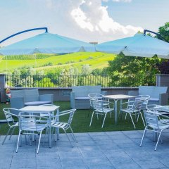 Hotel Montescano Сан-Мартино-Сиккомарио фото 4