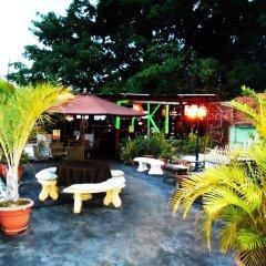 Отель Suites Los Jicaros бассейн