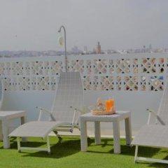 Отель Dar Korsan Марокко, Рабат - отзывы, цены и фото номеров - забронировать отель Dar Korsan онлайн пляж фото 2
