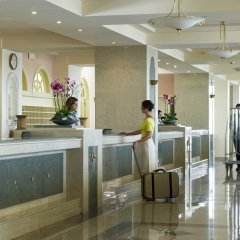 Отель Rodos Palladium Leisure & Wellness Парадиси интерьер отеля фото 2