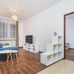 Отель P&O Apartments Plac Wilsona 3 Польша, Варшава - отзывы, цены и фото номеров - забронировать отель P&O Apartments Plac Wilsona 3 онлайн комната для гостей фото 4