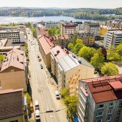 Апартаменты Local Nordic Apartments - Snowy Owl Ювяскюля пляж