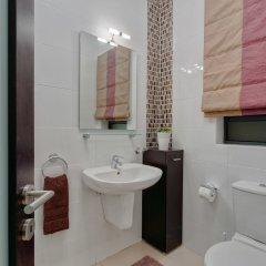 Апартаменты Luxury Apartment, Prime Location in St Julians Сан Джулианс ванная