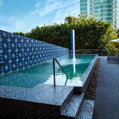 Отель Aloft Guadalajara Мексика, Гвадалахара - отзывы, цены и фото номеров - забронировать отель Aloft Guadalajara онлайн бассейн