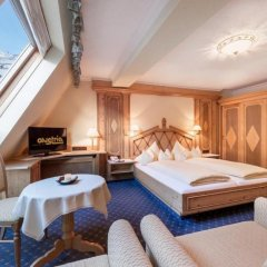 Отель Austria Bellevue Австрия, Хохгургль - отзывы, цены и фото номеров - забронировать отель Austria Bellevue онлайн комната для гостей фото 5