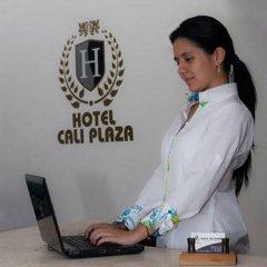 Отель Cali Plaza Hotel Колумбия, Кали - отзывы, цены и фото номеров - забронировать отель Cali Plaza Hotel онлайн сауна