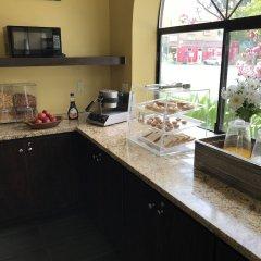 Отель Milpitas Inn питание фото 2