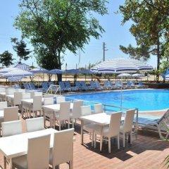 Aperion Beach Hotel Сиде бассейн фото 2