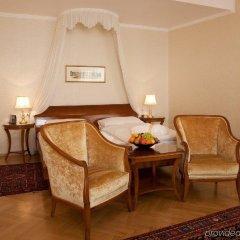 Отель Kaiserin Elisabeth Вена комната для гостей
