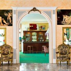 Отель Bellavista Terme Монтегротто-Терме гостиничный бар
