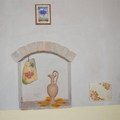 Отель Antica Dimora Country House Сарнано фитнесс-зал