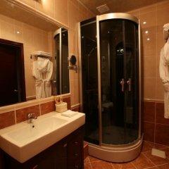 Отель Атлаза Сити Резиденс Екатеринбург ванная фото 3