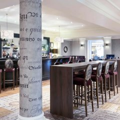 Mercure Exeter Southgate Hotel гостиничный бар