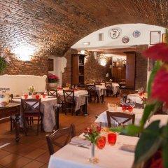 Отель Antico Borgo питание