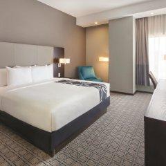 LQ Hotel Tegucigalpa комната для гостей