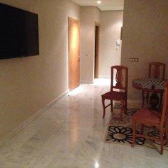 Отель Sable D'or Марокко, Рабат - отзывы, цены и фото номеров - забронировать отель Sable D'or онлайн комната для гостей фото 2