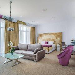 Отель Panorama De Luxe Одесса комната для гостей фото 5