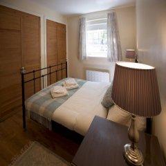 Отель 2 Bedroom Meadows Flat Эдинбург комната для гостей