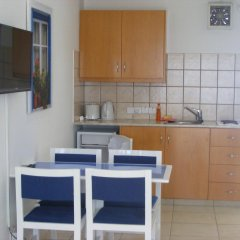 Sun Hall Beach Hotel Apts. in Larnaca, Cyprus from 70$, photos, reviews - zenhotels.com in-room dining