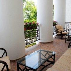 Гостиница Старинная Анапа в Анапе 6 отзывов об отеле, цены и фото номеров - забронировать гостиницу Старинная Анапа онлайн балкон