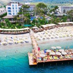 Отель Alkoclar Exclusive Kemer Кемер пляж фото 2
