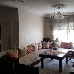Отель Appartement au cœur de rabat Марокко, Рабат - отзывы, цены и фото номеров - забронировать отель Appartement au cœur de rabat онлайн комната для гостей фото 3