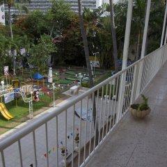 Sands Acapulco Hotel & Bungalows балкон