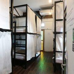 Nivas Siam Hostel Бангкок фитнесс-зал