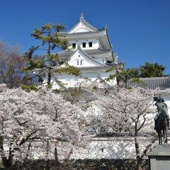 Отель Sun Gifu Hashima Хашима спортивное сооружение