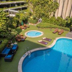 Отель The Tawana Bangkok бассейн фото 2