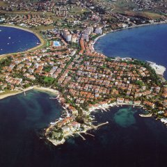 Hegsagone Marine Asia Турция, Гебзе - отзывы, цены и фото номеров - забронировать отель Hegsagone Marine Asia онлайн приотельная территория