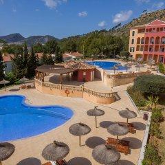 Hotel Don Antonio бассейн