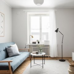 Апартаменты Central 2-Bedroom Design Apartment комната для гостей фото 2