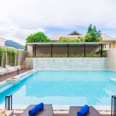 Отель Patong Bay Residence R07 бассейн фото 3