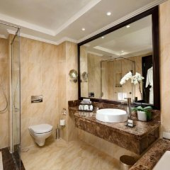 Отель The Ajman Palace ванная