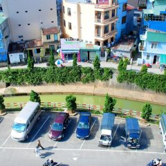 Отель Phu Quy Далат парковка