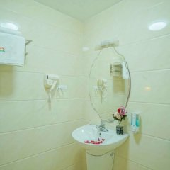 Отель Pan Hotel Hotel Вьетнам, Ханой - отзывы, цены и фото номеров - забронировать отель Pan Hotel Hotel онлайн ванная фото 2