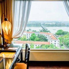 Imperial Hotel Hue фитнесс-зал фото 2