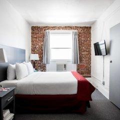 Отель American Hotel Los Angeles США, Лос-Анджелес - отзывы, цены и фото номеров - забронировать отель American Hotel Los Angeles онлайн комната для гостей