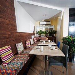 Отель Gran Prix Hotel & Suites Cebu Филиппины, Себу - отзывы, цены и фото номеров - забронировать отель Gran Prix Hotel & Suites Cebu онлайн питание фото 3