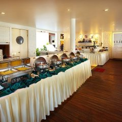 Отель Golden Cliff House Паттайя питание