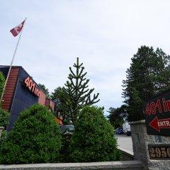 Отель 401 Inn Канада, Бурнаби - отзывы, цены и фото номеров - забронировать отель 401 Inn онлайн фото 8