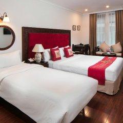 Отель Au Coeur dHanoi Boutique Hotel Вьетнам, Ханой - отзывы, цены и фото номеров - забронировать отель Au Coeur dHanoi Boutique Hotel онлайн комната для гостей фото 2