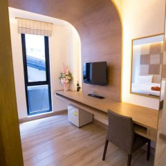 Отель P72 Hotel Таиланд, Паттайя - отзывы, цены и фото номеров - забронировать отель P72 Hotel онлайн удобства в номере фото 2